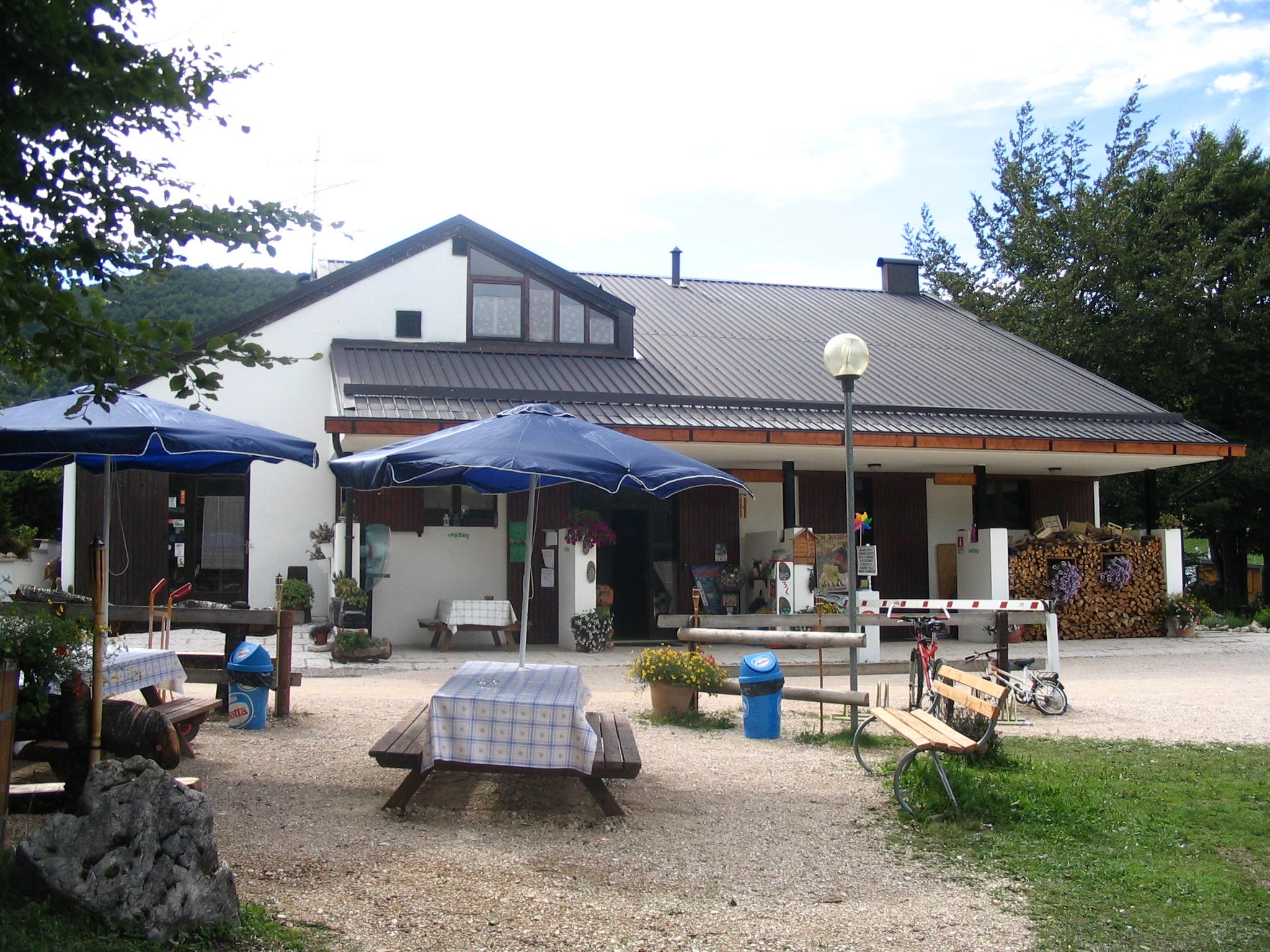Camping Al Faggio - Ingresso